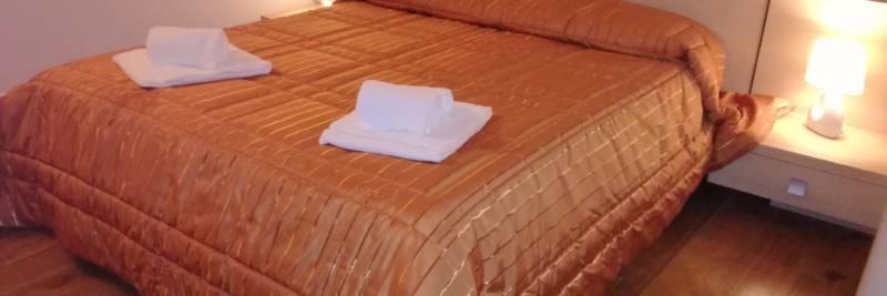 Confortevole camera da letto